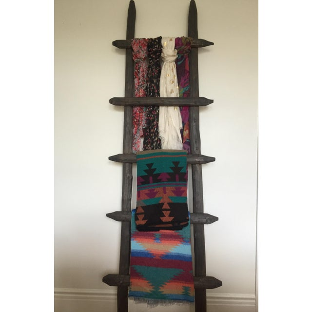 Rustic Wooden Ladder - Image 8 of 8