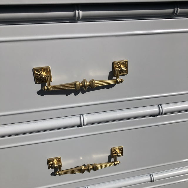 1970s 1970s Lacquered Henry Link Dresser For Sale - Image 5 of 12