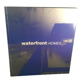 Waterfront Homes Modern Book For Sale