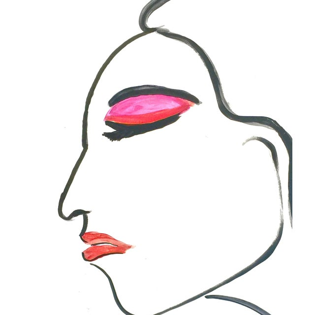 Fashion Illustration by Bryan Boomershine - Image 4 of 4