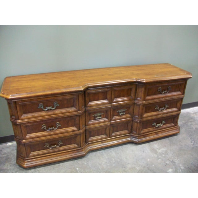 Triple Dresser By 'American of Martinsville' - Image 3 of 8