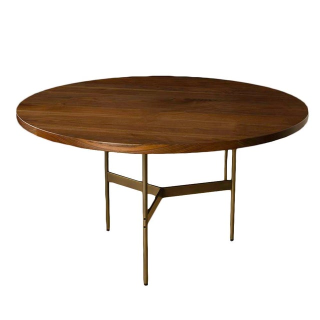 """Wood Contemporary Gratz Designed Occasional """"Terenia"""" Table For Sale - Image 7 of 7"""