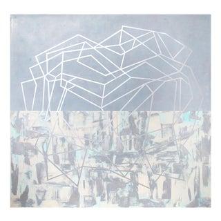 "Gudrun Mertes-Frady ""Cloud"", Painting For Sale"