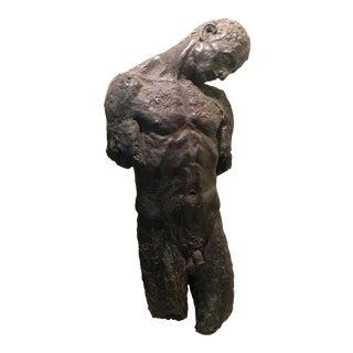 Figurative Trevor Southey Bronze Nude Figure Sculpture For Sale