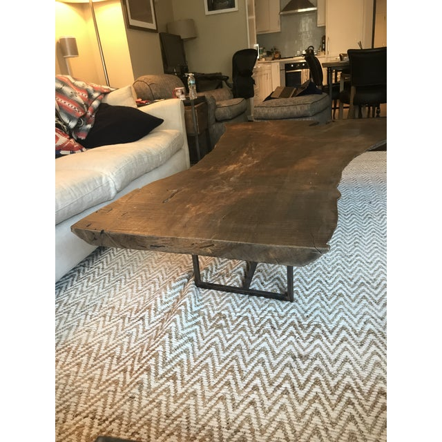 ABC Home Reclaimed Wood Coffee Table For Sale In New York - Image 6 of 8