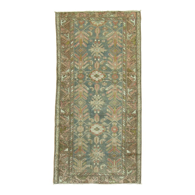 Antique Persian Malayer, 3'1'' X 5'11'' For Sale
