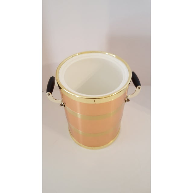 This is a High Quality Ice Bucket . Kraftware Ice Buckets are Manufactured with Air Between the Outer and Inner Walls This...