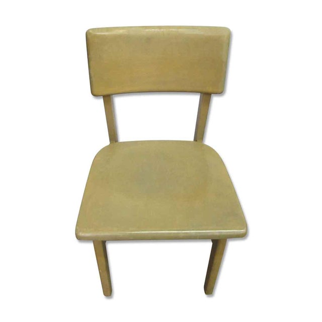 Solid maple wood chairs. Quantity available. Priced each. Listing is for a single unit but 28 are available. Please...