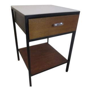 George Nelson Steel Case Night Stand for Herman Miller