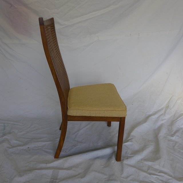 Drexel Heritage Caned Back Dining Chair Chairish