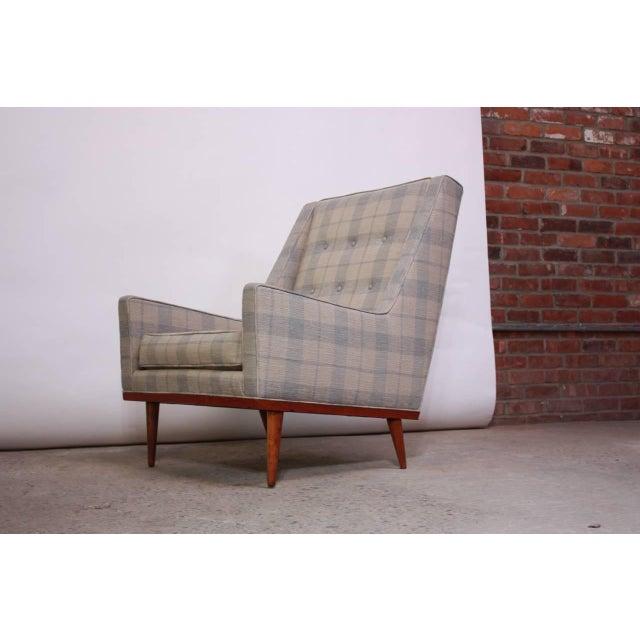 Milo Baughman for James Inc. 'King' Chair - Image 2 of 8