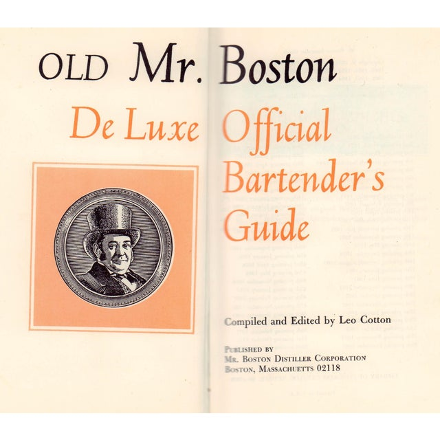 Old Mr. Boston: Deluxe Bartender's Guide - Image 2 of 4