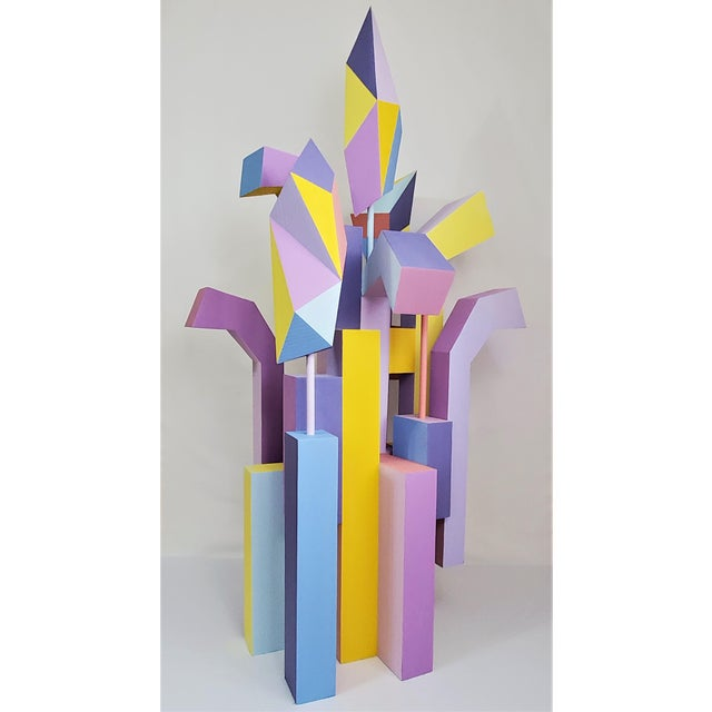2020s Sassoon Kosian Alien Flower Sculpture For Sale - Image 5 of 7