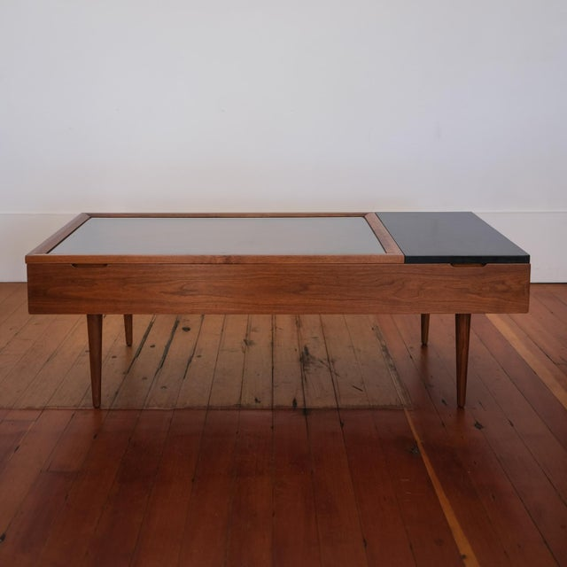 Vitrine Coffee Table by Stewart MacDougall for Glenn of California For Sale - Image 12 of 13
