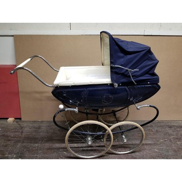 Vintage Pedigree Pram Baby Stroller Buggy Carriage Circa 1960s Baby Carriages & Buggies