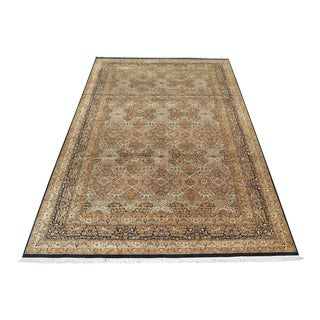 Persian Hand Knotted 100% Wool Style Rug - 10 X 16 For Sale
