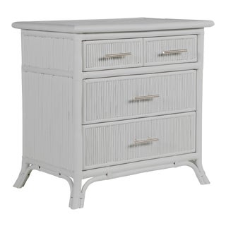 Aruba Four-Drawer Chest - Light Gray For Sale
