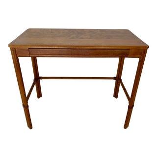 Mid Century Heywood Wakefield Writing Desk For Sale