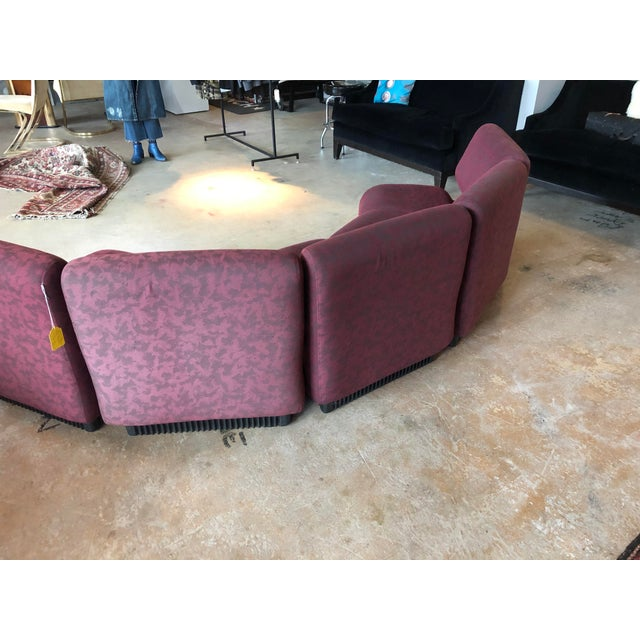 Mid-Century Modern Herman Miller Modular Sectional Sofa For Sale - Image 3 of 7