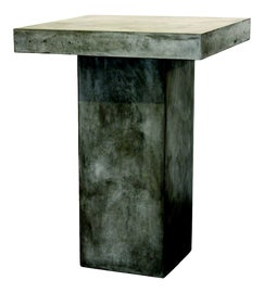 Image of Concrete Outdoor Cocktail Tables