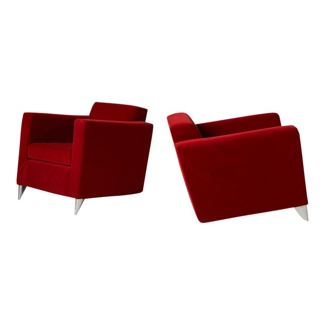 "Philippe Starck chairs ""Len Niggleman"" for the Royalton Hotel For Sale"
