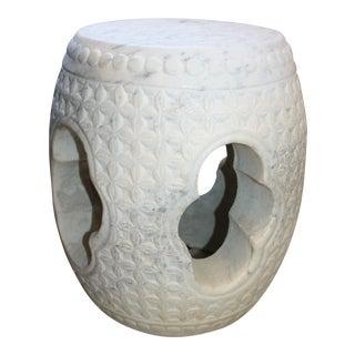 Modern Stone Garden Seat For Sale