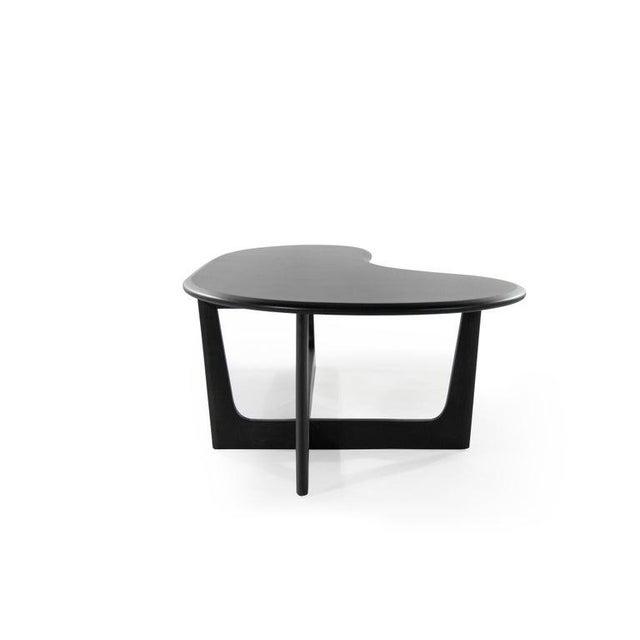 Mid-Century Modern Asymmetric Mid-Century Modern Walnut Coffee Table For Sale - Image 3 of 11