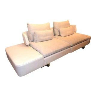 Modern Natuzzi Opus Sofa