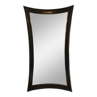 Bassett Contemporary Full Length Leaner Mirror For Sale