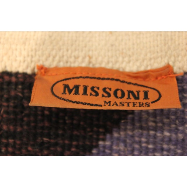 Missoni Missoni Area Rug - 5′1″ × 7′10″ For Sale - Image 4 of 7