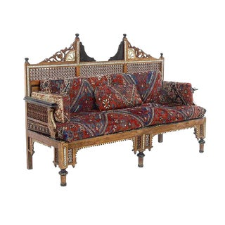 North African Settee For Sale