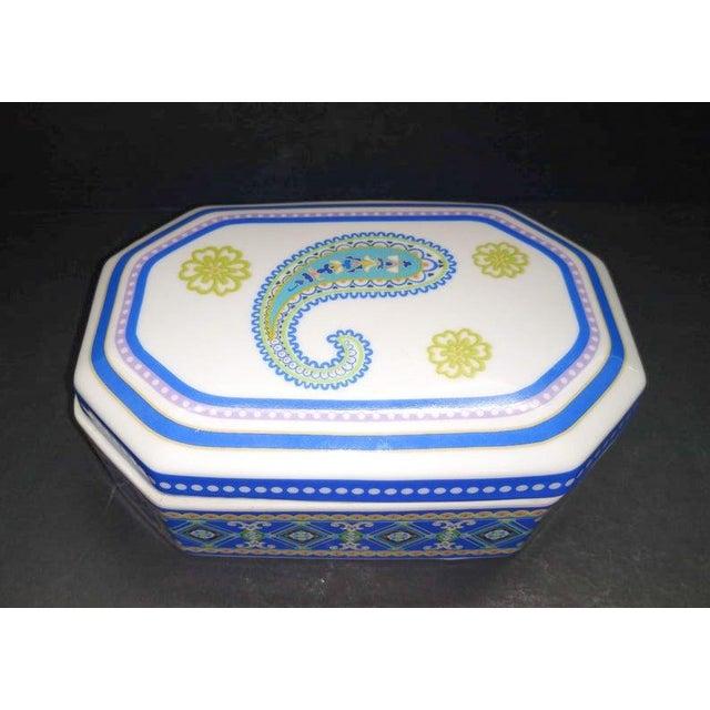2010s Vera Bradley Box For Sale - Image 5 of 5