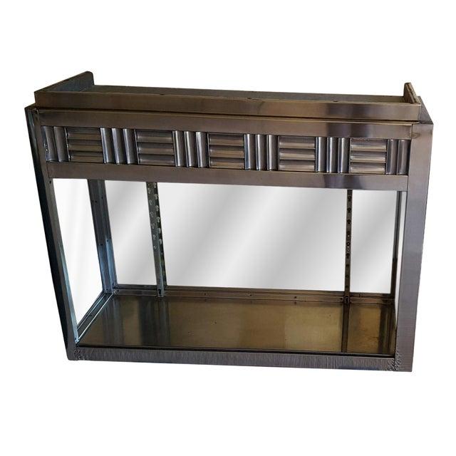 Art Deco Deli Curio Cabinet - Image 1 of 4