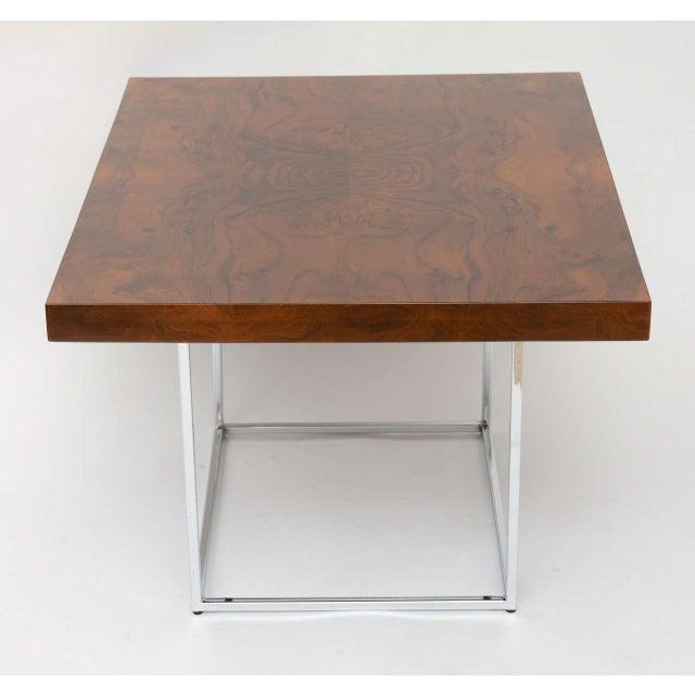 Milo Baughman Rosewood Coffee/Side Table - Image 4 of 10