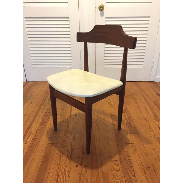 Danish Modern Vintage 1960s Hans Olsen for Frem Rojle Danish Modern Dining Chairs - Set of 4 For Sale - Image 3 of 12