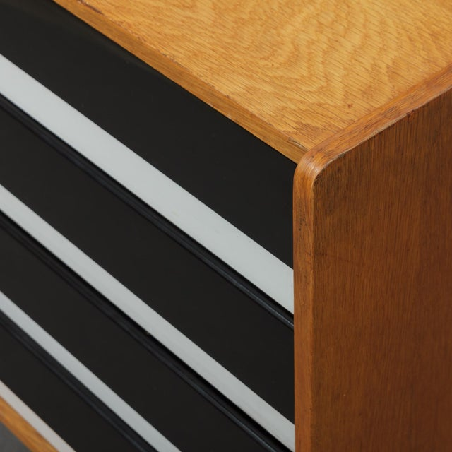 Black & White Accent Interier Praha Sideboard For Sale - Image 4 of 10