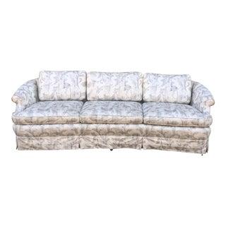 Dunbar Wormley Style Curved Sofa