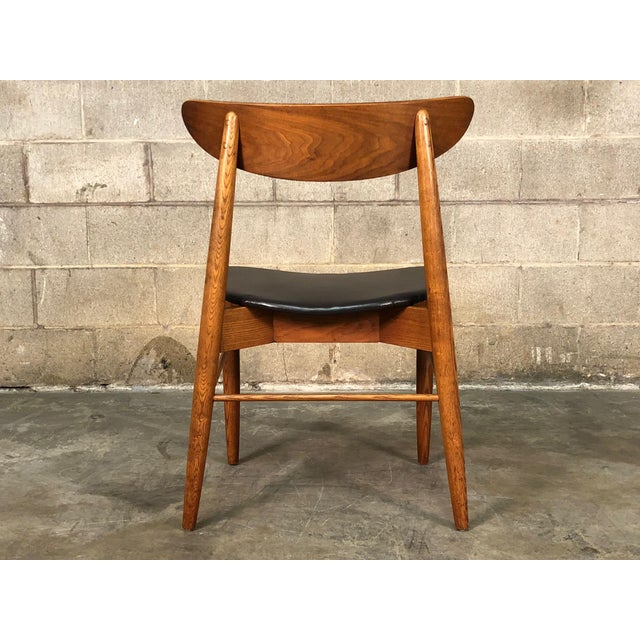 Stanley Mid Century Danish Modern Dining Chairs Set Of 4 For In Saint