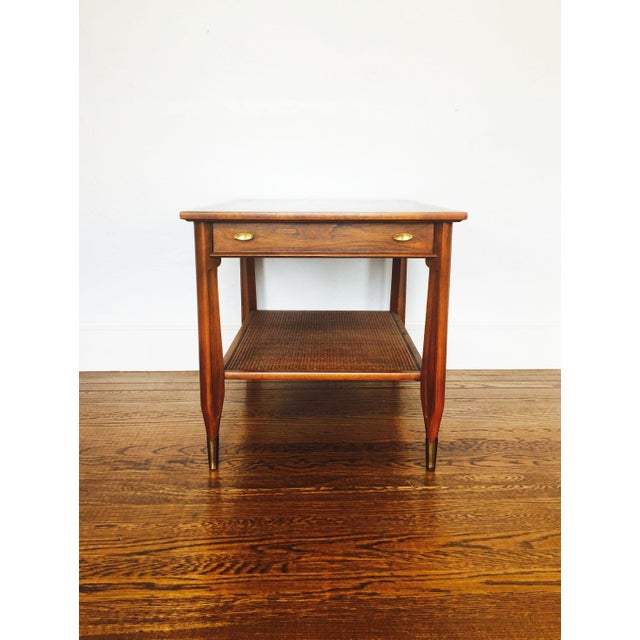 Imperial Mid-Century Wood Side Table - Image 2 of 7