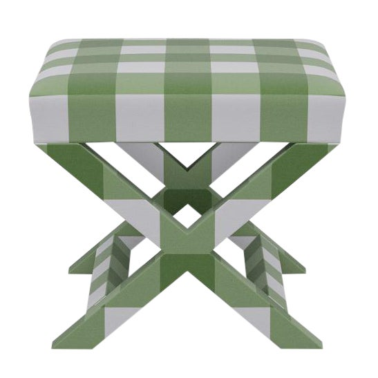 X Bench in Mint Check For Sale