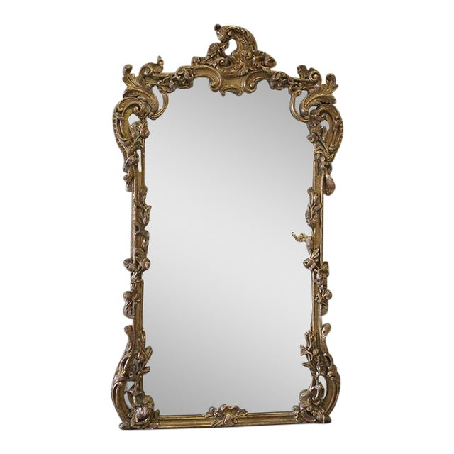 20th Century Giltwood French Mirror For Sale