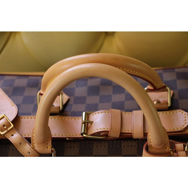 Special Edition Louis Vuitton Travel Bag, Damier Canvas For Sale - Image 11 of 12