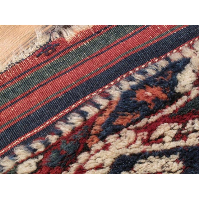 Mid 19th Century Antique Bergama Rug For Sale - Image 5 of 9