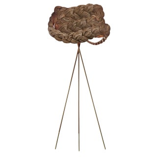 The Bride Floor Lamp - Large / Brown For Sale