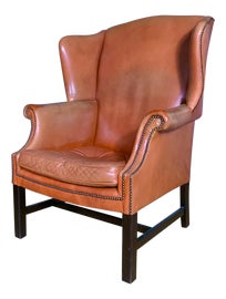 Image of Orange Accent Chairs