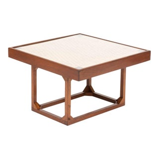 Mexican Modern Convertible Dining/Coffee Table by Michael Van Beuren for Domus Mexico For Sale