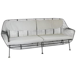1950s Sculptura Sofa by Russell Woodard For Sale