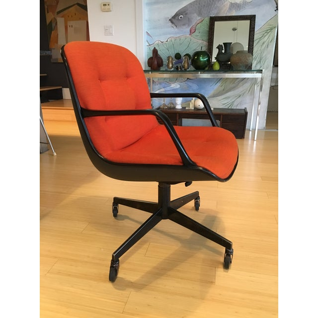 """Steelcase Rolling """"Pollack"""" Swivel Office Chairs - Image 7 of 11"""