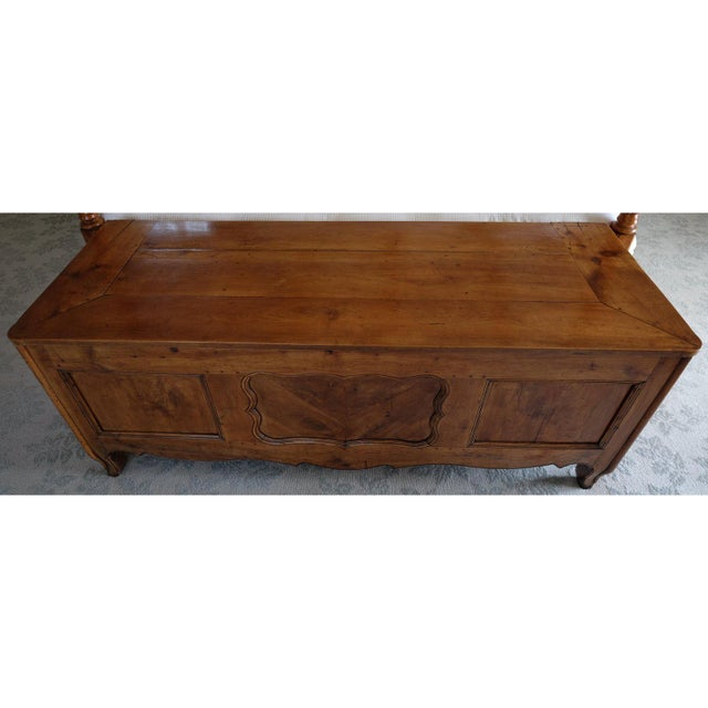 18th Century French Louis XIV Trunk For Sale - Image 10 of 12