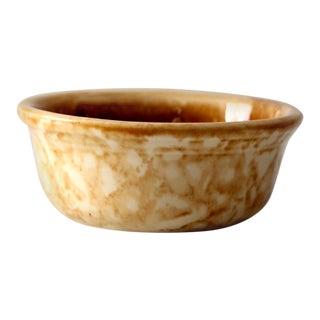 Bennington Rockingham Glaze Cereal Bowl For Sale